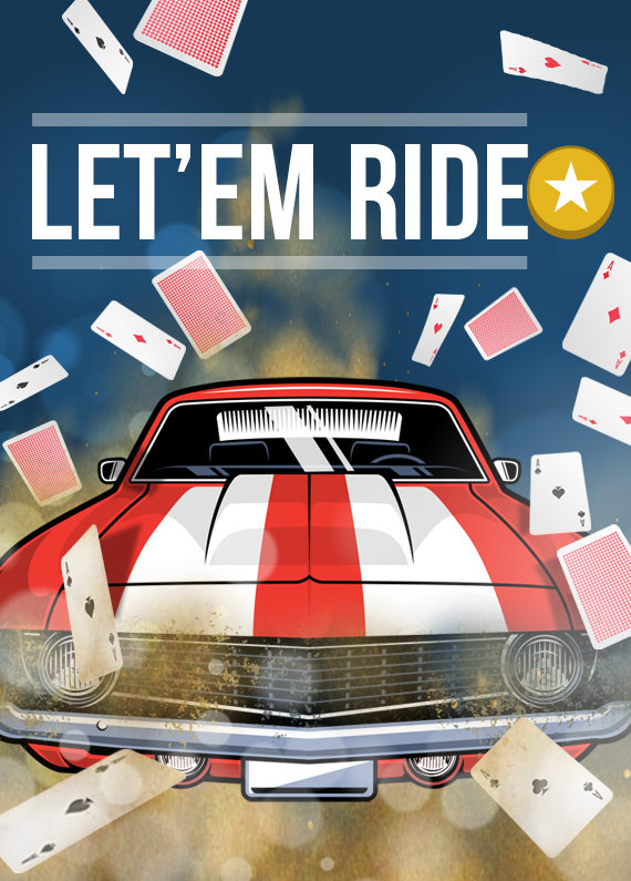 How to Play Let 'Em Ride For Real Money