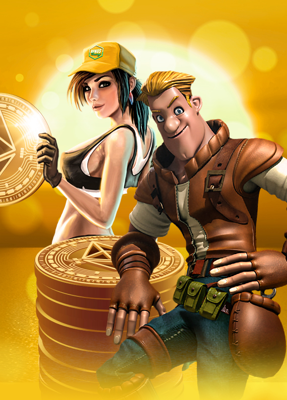 Slots.lv Accepting Ethereum for Online Casino Games