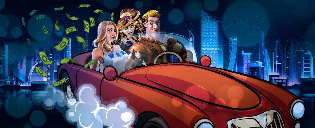 The Best Online Slot Games Designed for Men