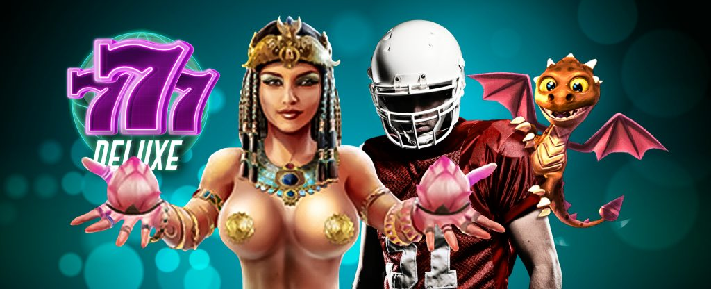 You can also choose an online slot game by Theme