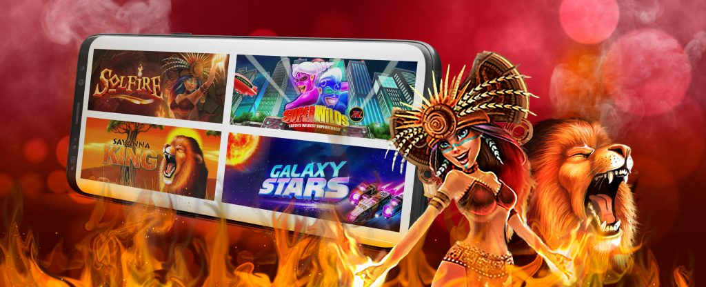 Red-Hot New Slots to Play