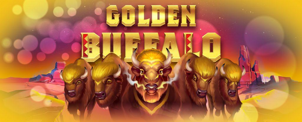 Golden Buffalo slots
