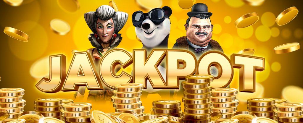Jackpot Progressive Online Slots