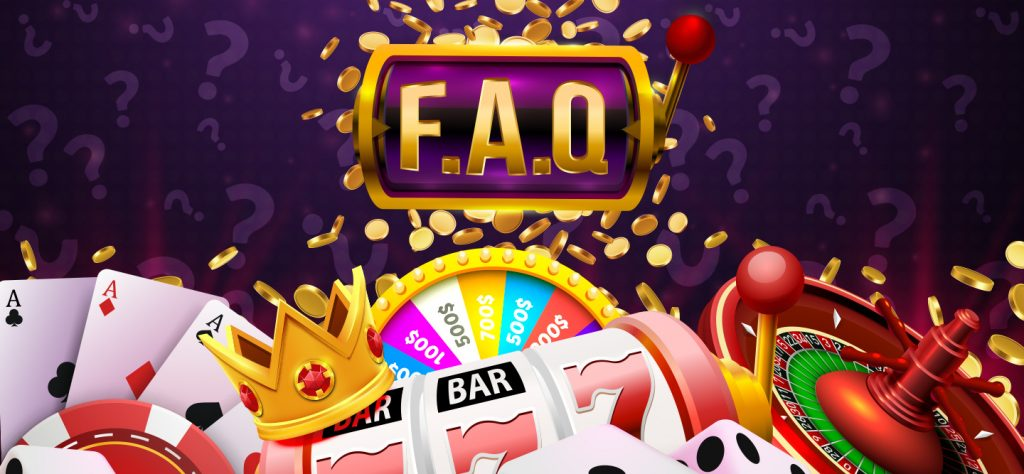 online slots and slots games frequently asked questions