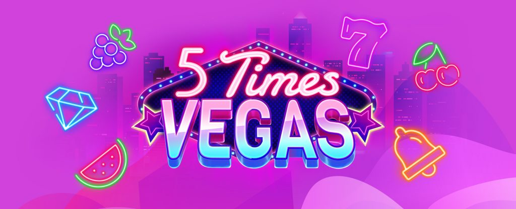 If you love 777 Deluxe, you'll also love 5 Times Vegas!