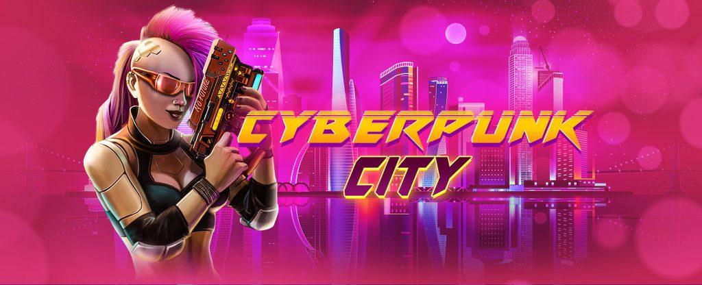 Cyberpunk City Slot Game Review