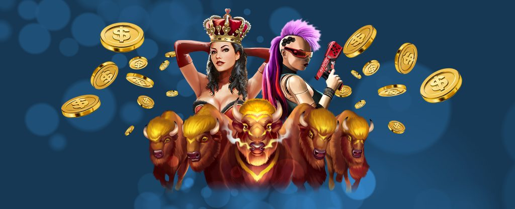 Most Popular Online Slots and Table Games at Slots.lv